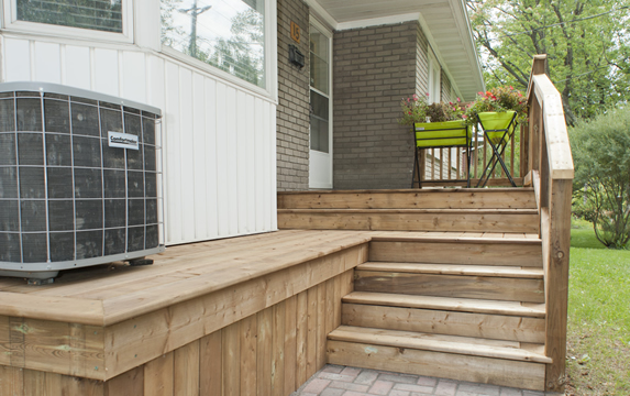 Deck and Stairs Project - ALM Construction And Landscaping