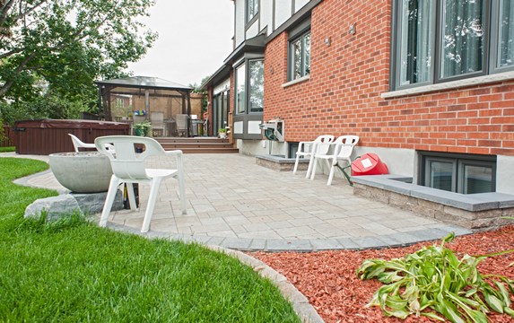 Custom Interlock Project- ALM Construction And Landscaping